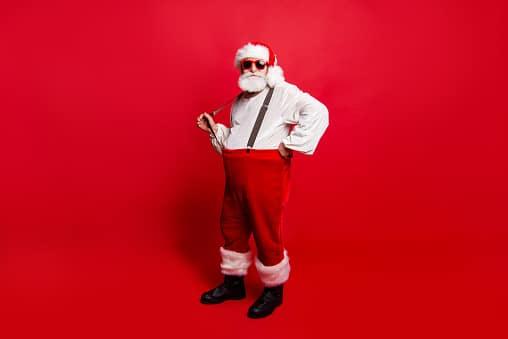 Le Père Noël, d'où vient ce mec ?