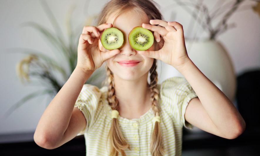 Super healthy kids!