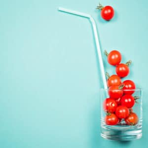 Le smoothie «Tomate matinale »