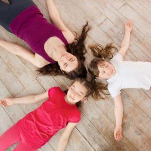 3 Exercices de méditation pour enfants
