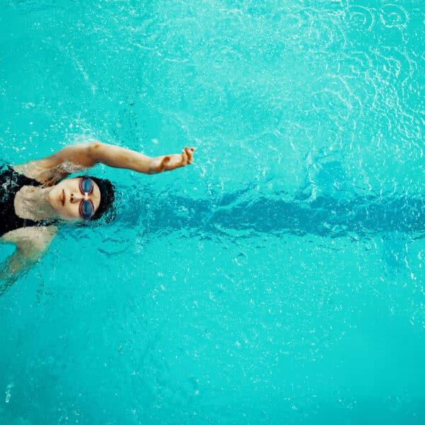 Pourquoi nager est bon pour la santé