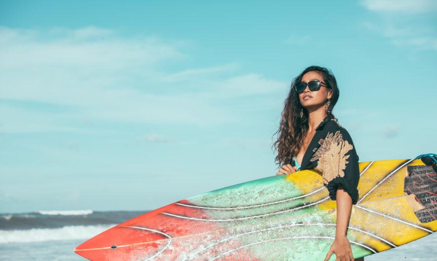 Le message du surfeur