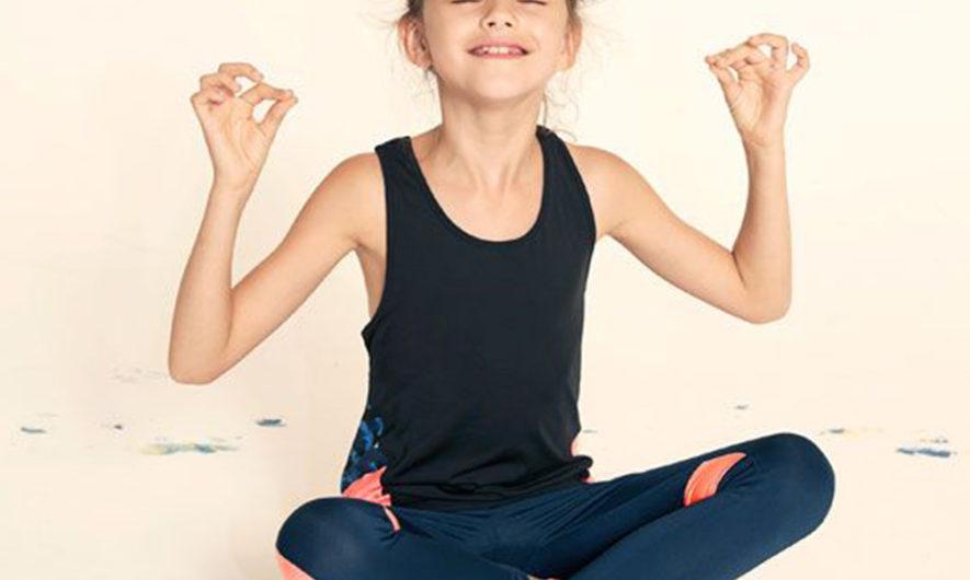 Le yoga pour les enfants?
