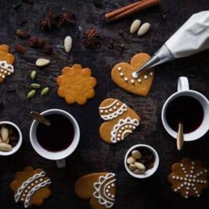 Les biscuits de la joie d'Hildegarde