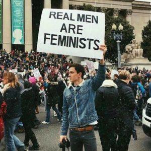 Que gagnent les hommes avec le féminisme ?