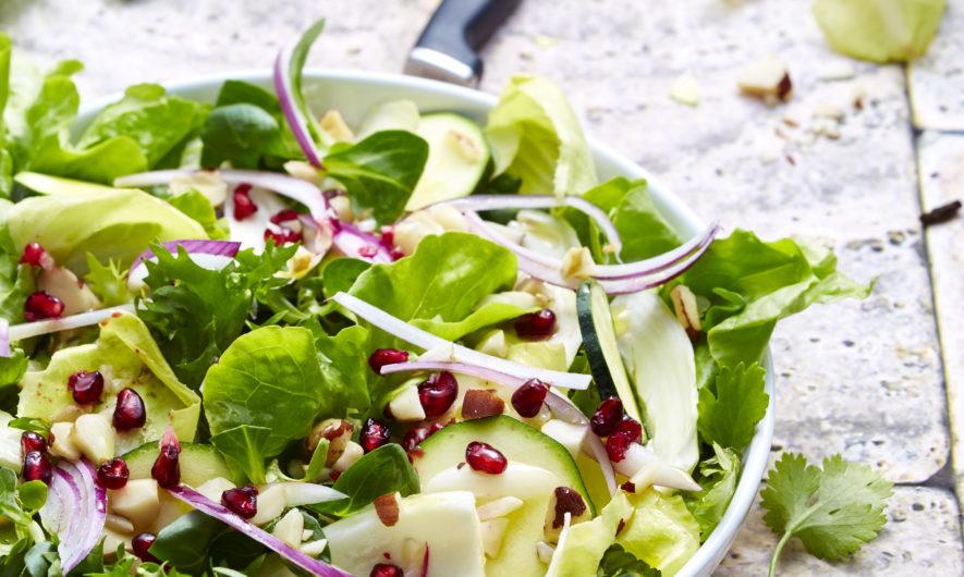 Recette salade folle
