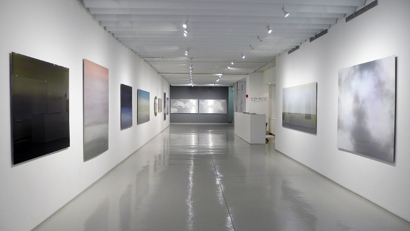 Drifting cloud, flowing water solo exhibition Sundaram Tagore Gallery NYC 2018