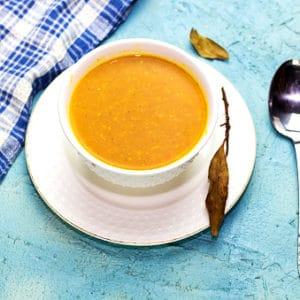recette-soupe de légumes variés