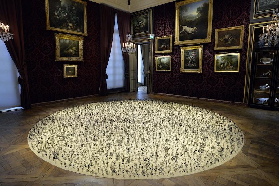 Blackfield au Musée de la Chasse et de la Nature @T.Chapotot