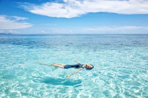 Quels sont les bienfaits de la mer sur notre corps et..