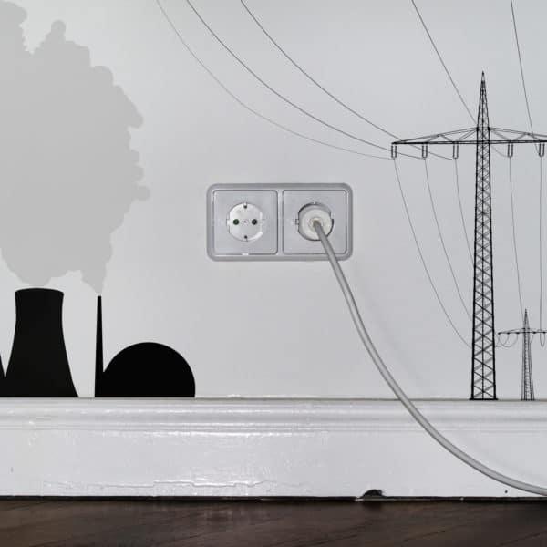 pollution électrique