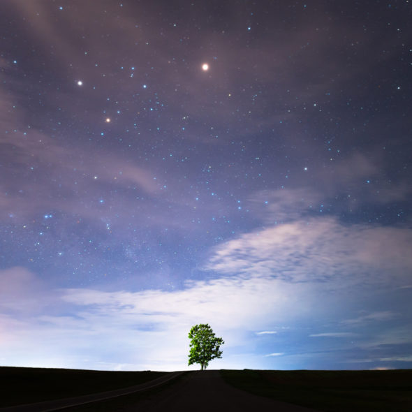 Saviez-vous que les étoiles chantent ?